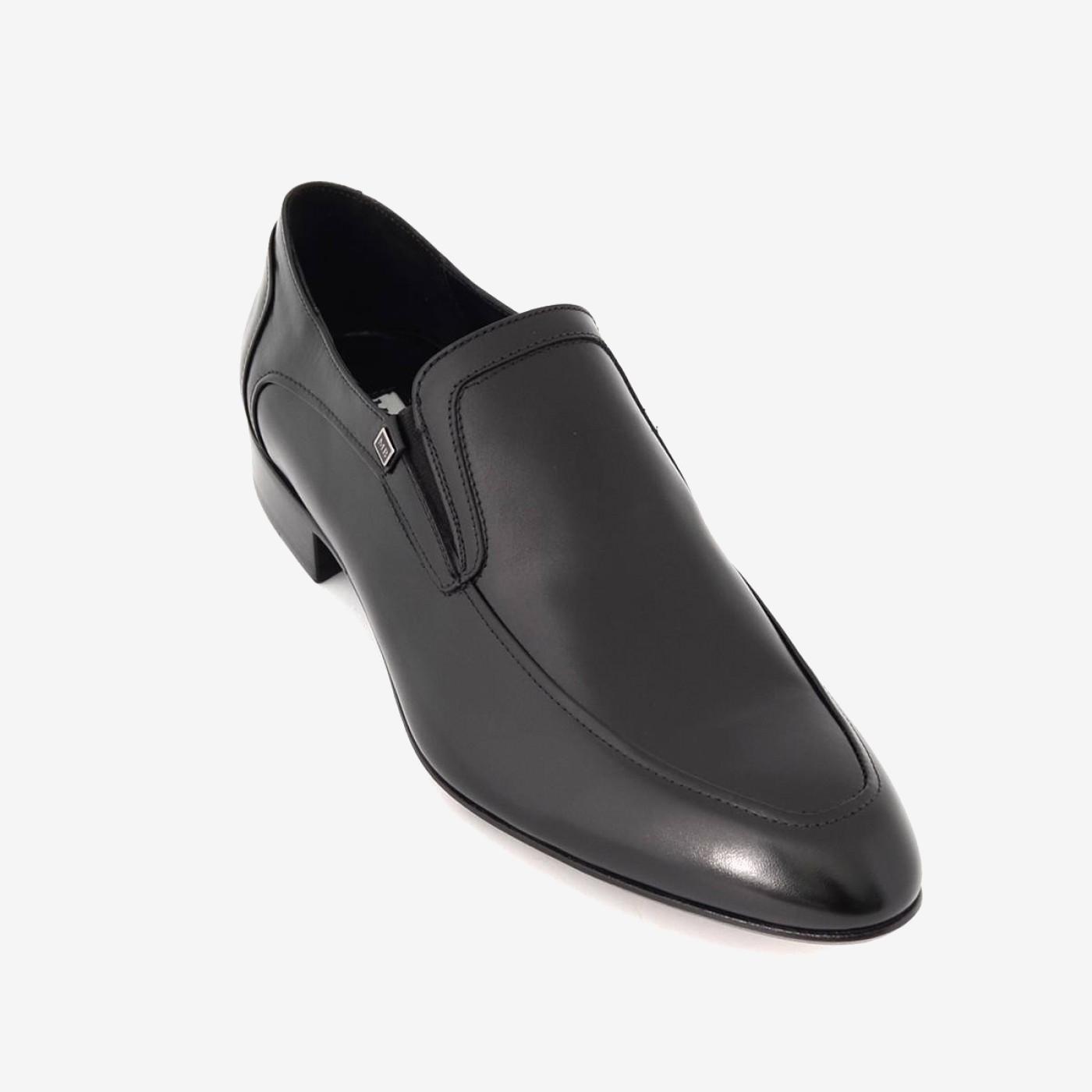 e8f752e819b Black Leather Loafers Mario Bruni on Storenvy