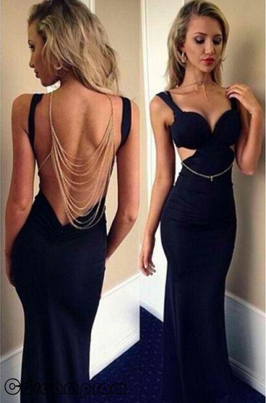Sexy Long Evening Dress