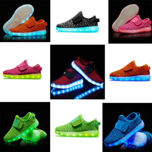 shoes that light up in the dark