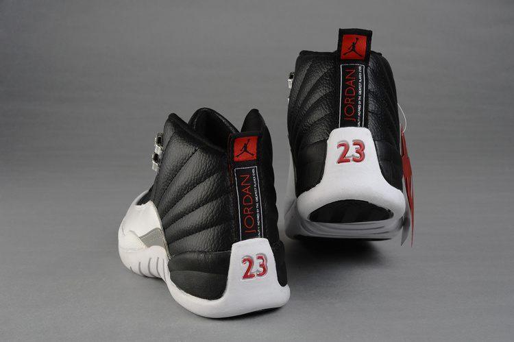 Nike Air Jordan 12 Womens Black White · Sneakeronline · Online Store ... 7f0526e8ef