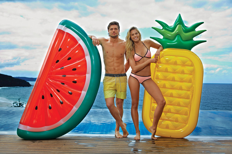 Giant Inflatable Watermelon Pool Float On Storenvy