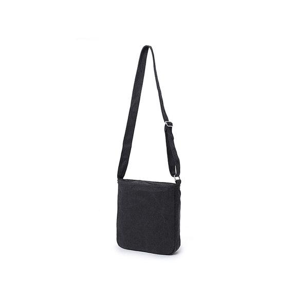 cd8a1e360f7b Karitco Small Canvas Crossbody Bag Canvas Long Strap Bags Canvas ...