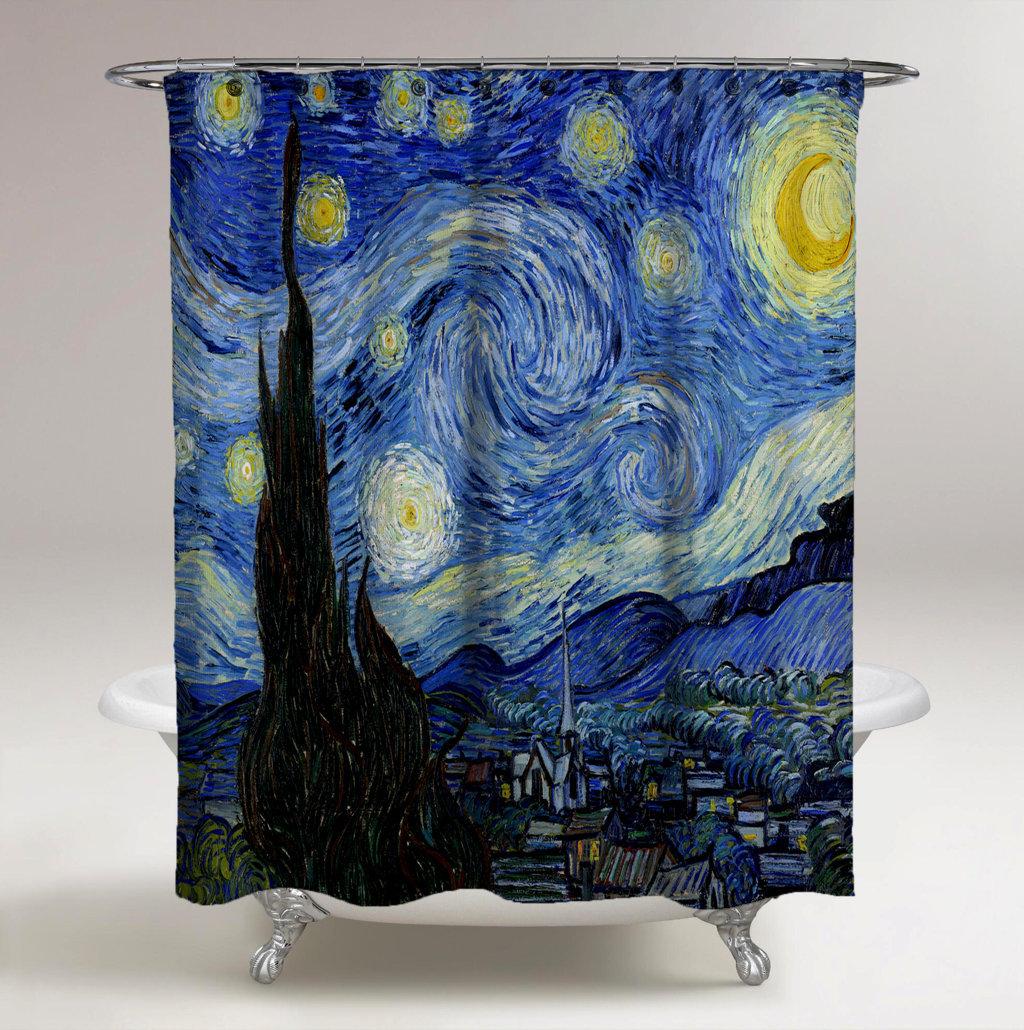 Starry Night Custom 20 Original