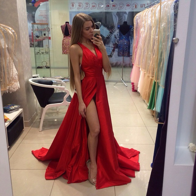 Sexy prom dresses for teens