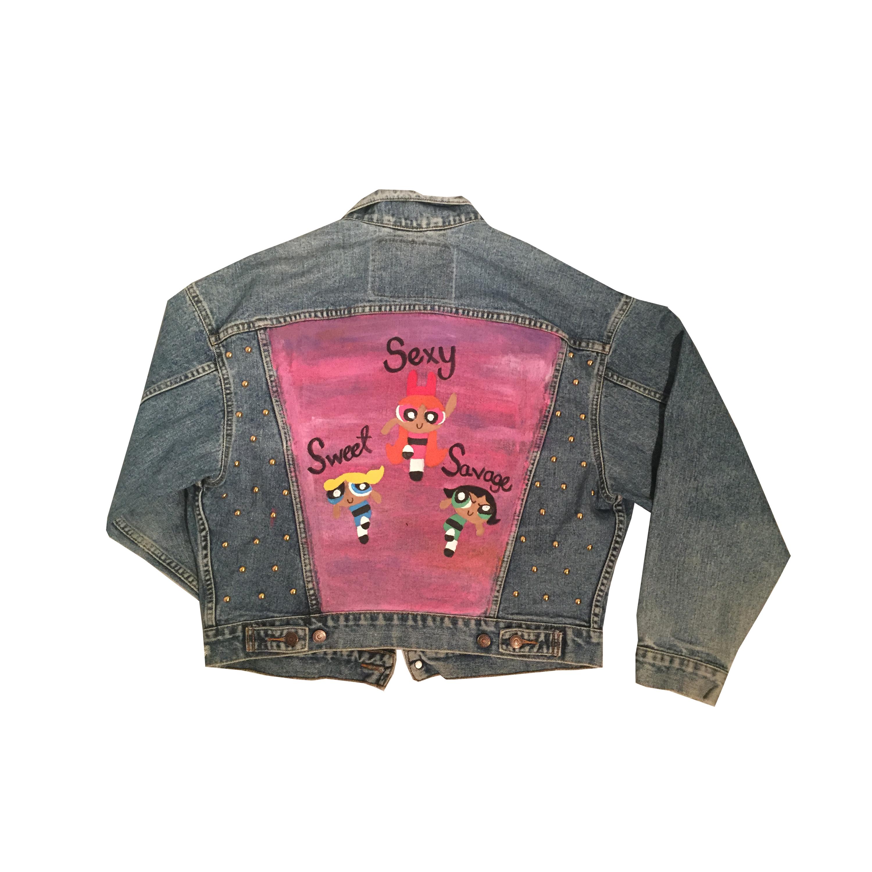 cff244faa Sweet Sexy Savage Denim Jacket