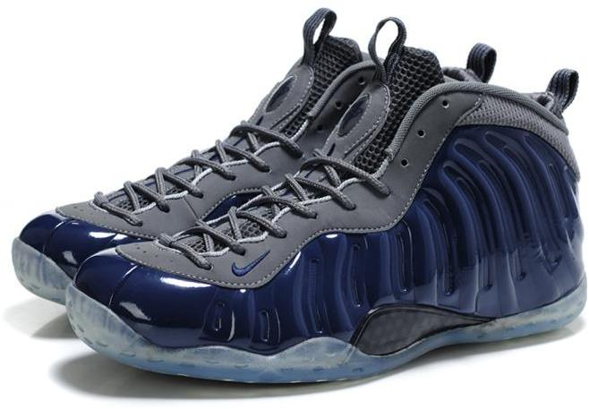 outlet store d45d2 a6fbb Nike Air Foamposite One Royal Blue Grey sold by giryhmfvuh