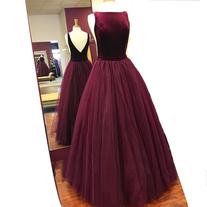 Inspired by Khloe Kardashian Plus Size Formal Prom Dress V-Neck ... a672ec26a