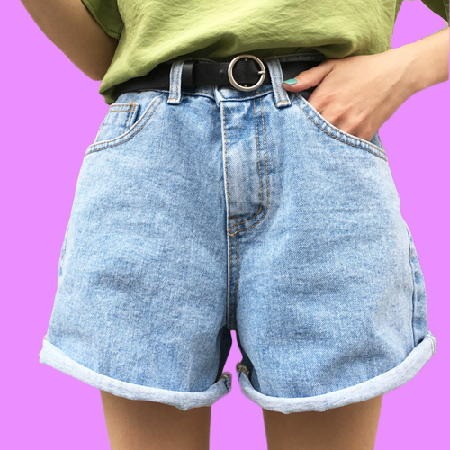 7290c3657b Free Shipping-90'S DENIM SHORTS ( 2 COLORS ) · NEW ARRIVAL · Online ...
