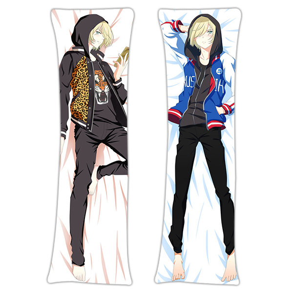 New Yuri On Ice Dakimakura Hugging Pillow Cover Yuuri