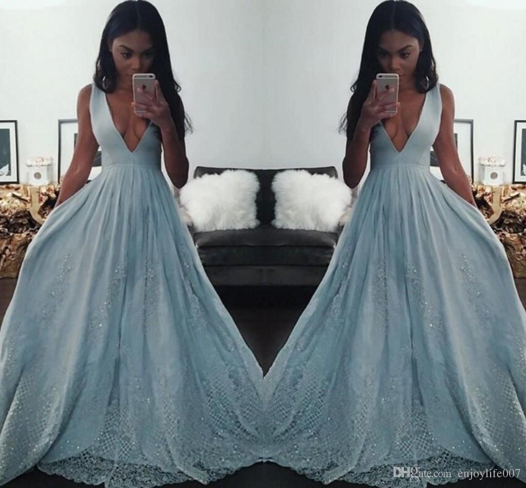 Prom Dresses,prom gown,tulle long prom dress,lace evening dress ...