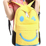Рюкзак со Смайлами Emoji, белый.