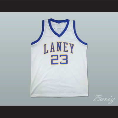 Karl Malone 11 Super Lakers Basketball Jersey Shaq and the Super ... 72163d20f