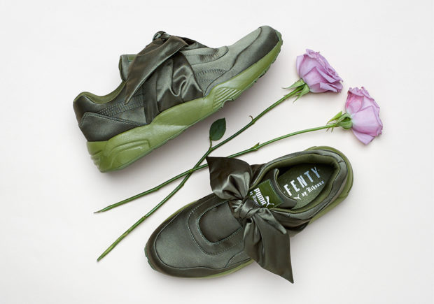 puma fenty by rihanna bow