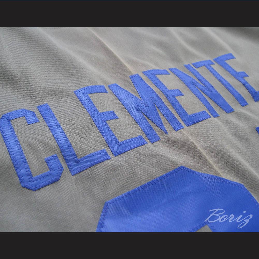 official photos 966b0 03a1c Roberto Clemente 21 SANTURCE CRABBERS Puerto Rico Baseball Jersey All Sizes