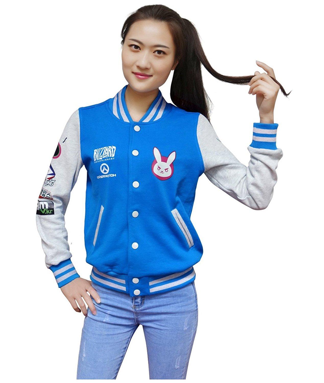d574aa2ce57 Kawaii Clothing | Chaqueta D.Va Overwatch Jacket WH389 | Online ...