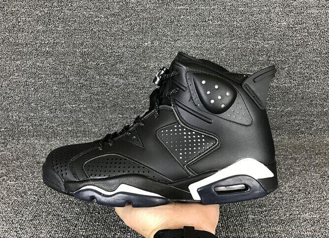designer fashion a6cbf 4e7f1 Mens Air Jordan 6 Retro 907961-015 Black White on Storenvy