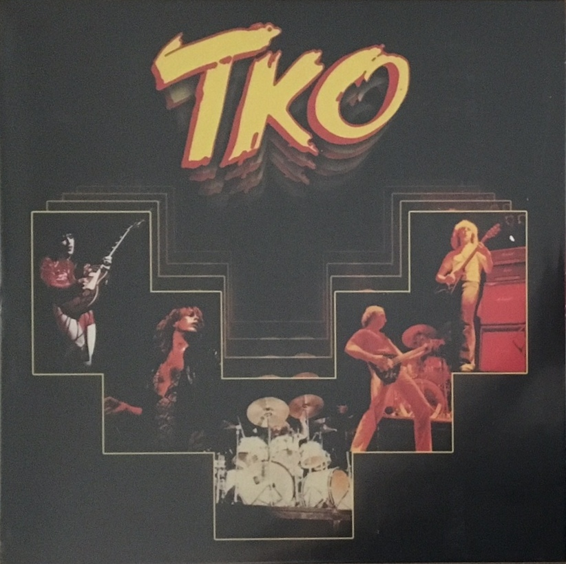 TKO - My Memory/Not A Kid No More (Red Vinyl 7