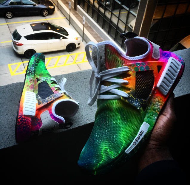 buy popular 1e327 6d525 Adidas NMD - Galaxy sold by Drip Kingz