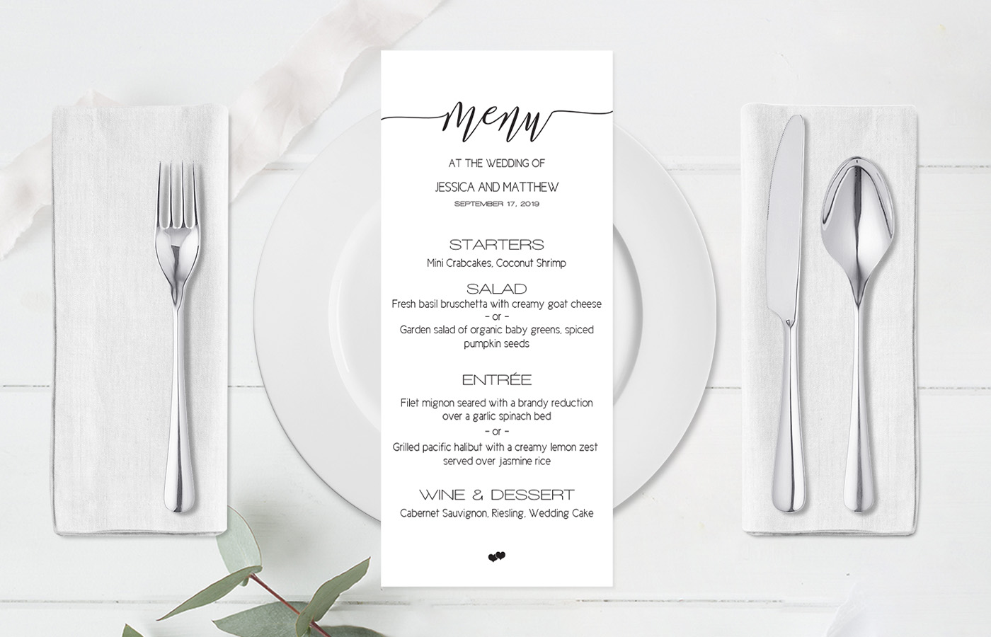 Wedding Menu Template.Wedding Menu Template Wedding Menu Printable Calligraphy Wedding Menu Wedding Menu Printable Template Kraft Dinner Menu Diy You Print