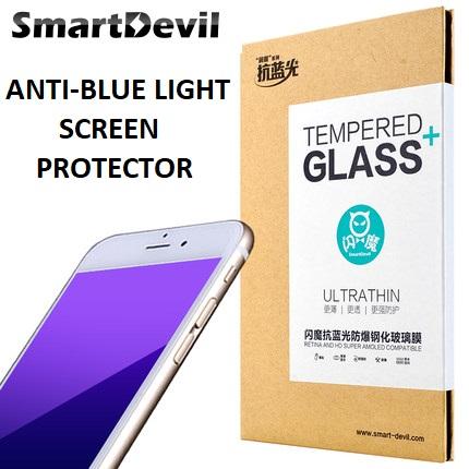 a5a1d2bc1bb iPhone 6/6s - SmartDevil Anti-Blue Light Tempered Glass Screen ...