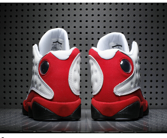"611dd97ec07353 2017 Cheap Air Jordan 13 Retro ""Chicago"" White Black-Team Red Shoes on  Storenvy"