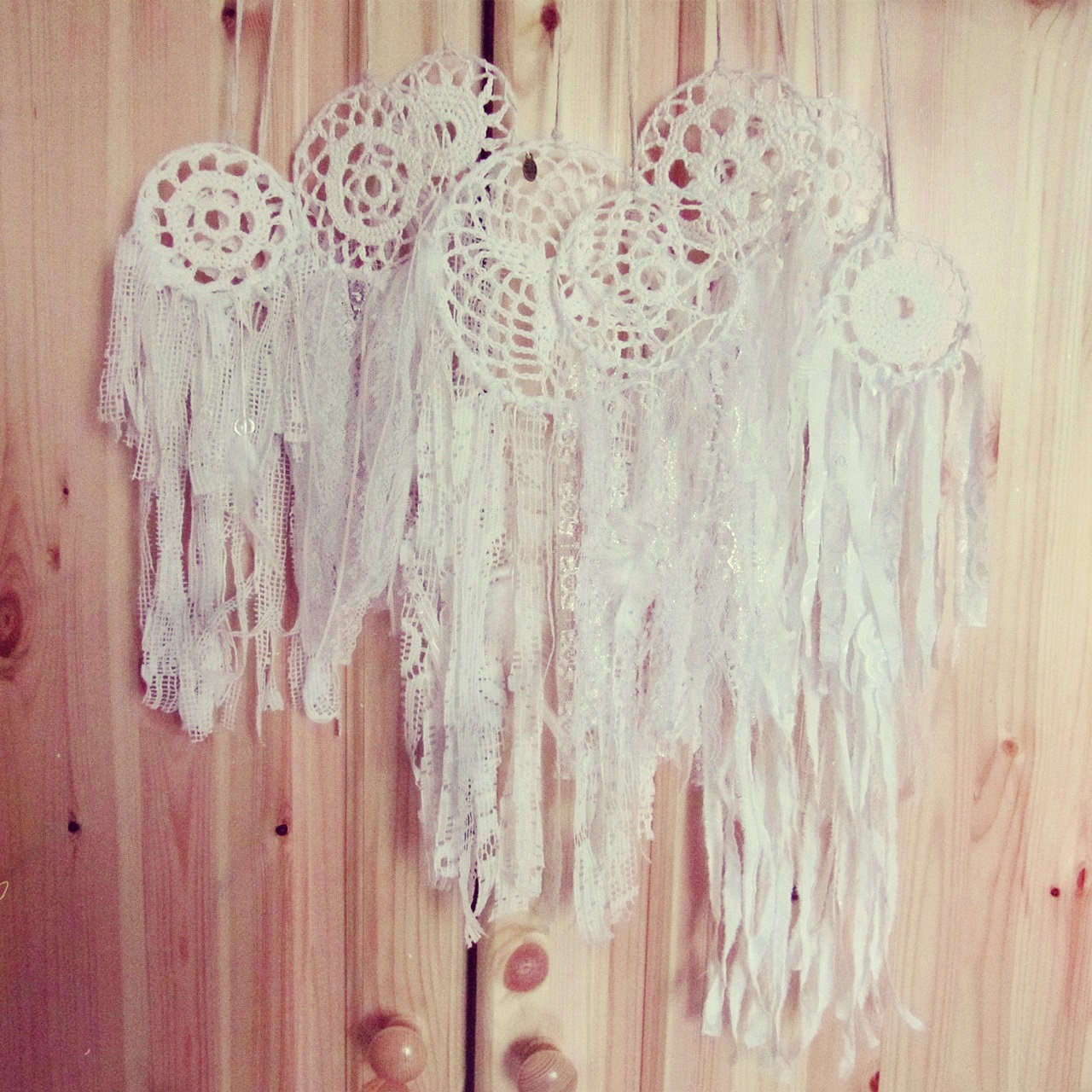 Dreamcatchers Wedding Favors for Guests - Multiple White Dream ...