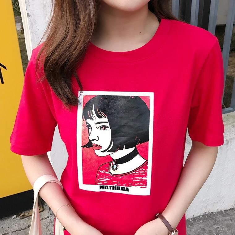 7423559c2 Camiseta Leon Proffesional Mathilda T-Shirt WH414 on Storenvy