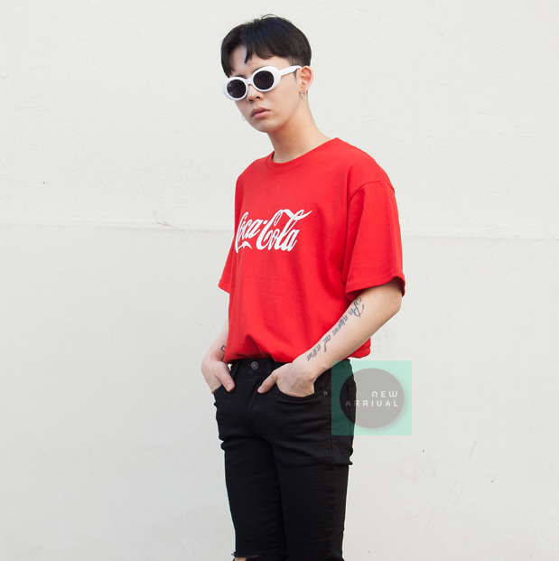 236bc3425 Free Shipping-RETRO COCA COLA TEE · NEW ARRIVAL · Online Store ...
