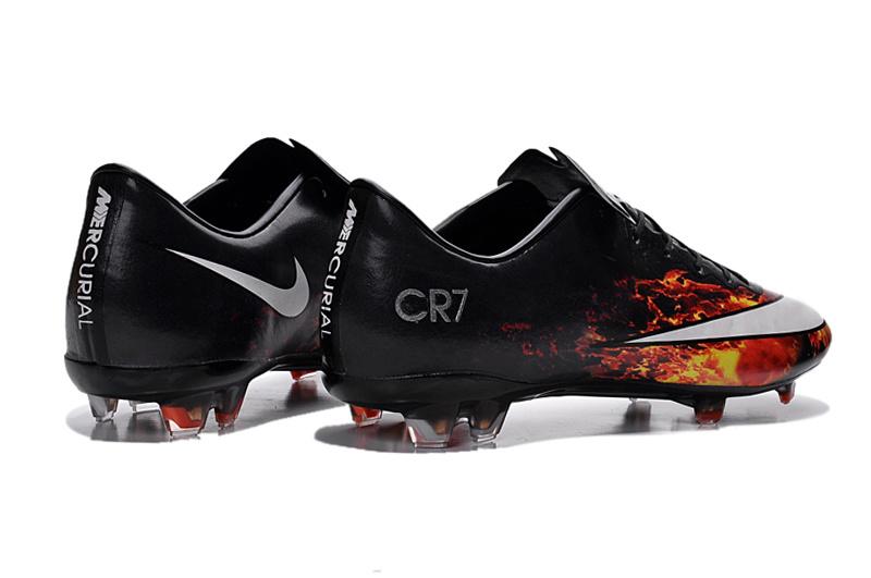 heap Nike Mercurial Vapor X FG CR7 Red Black White on Storenvy 84697712d886