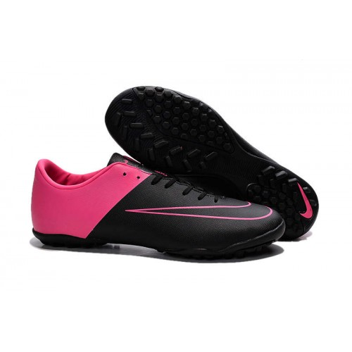 huge selection of 00efd 5102a Nike Mercurial Victory V TF Black Hyper Pink sold by Cleats23A