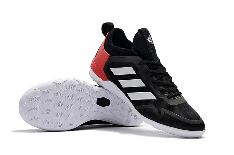 online store f13f2 052be Adidas Cleats adidas ACE Tango 17+ Purecontrol IC Black White Red sold by  cleatssale4A