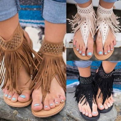 Open-toed diamonds flip flip sandals