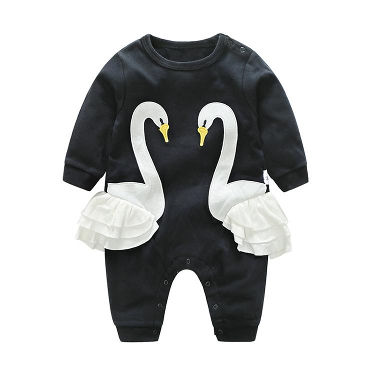 d359ffe1b Black Swan One- Piece Romper Jumpsuit on Storenvy