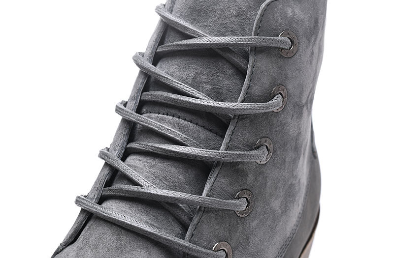 f3ba86439fe 2017 new UGG fashion men's suede boots grey from supplier