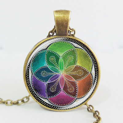 Old Soul - Flower of Life Necklace · Lumea · Online Store Powered by