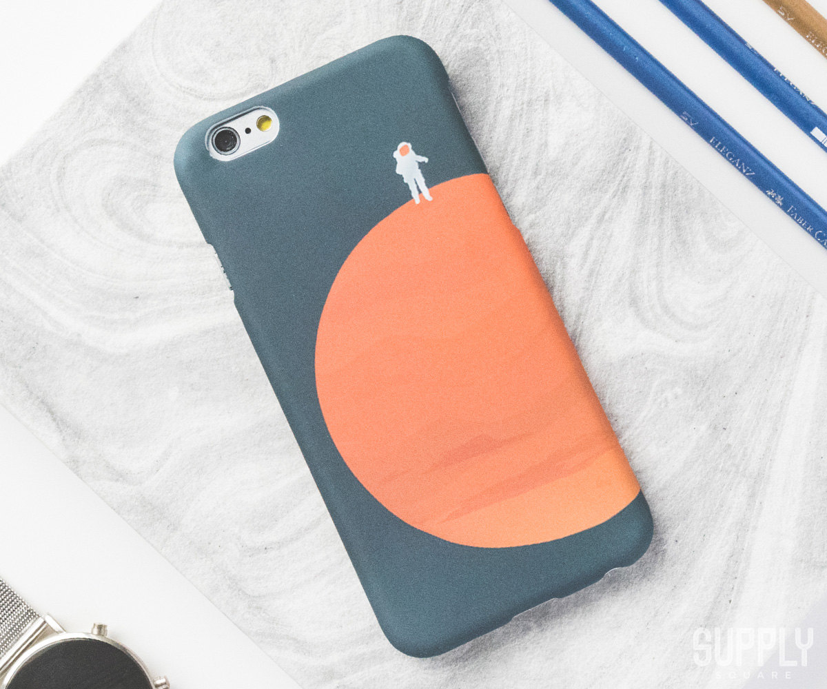arty iphone 8 case