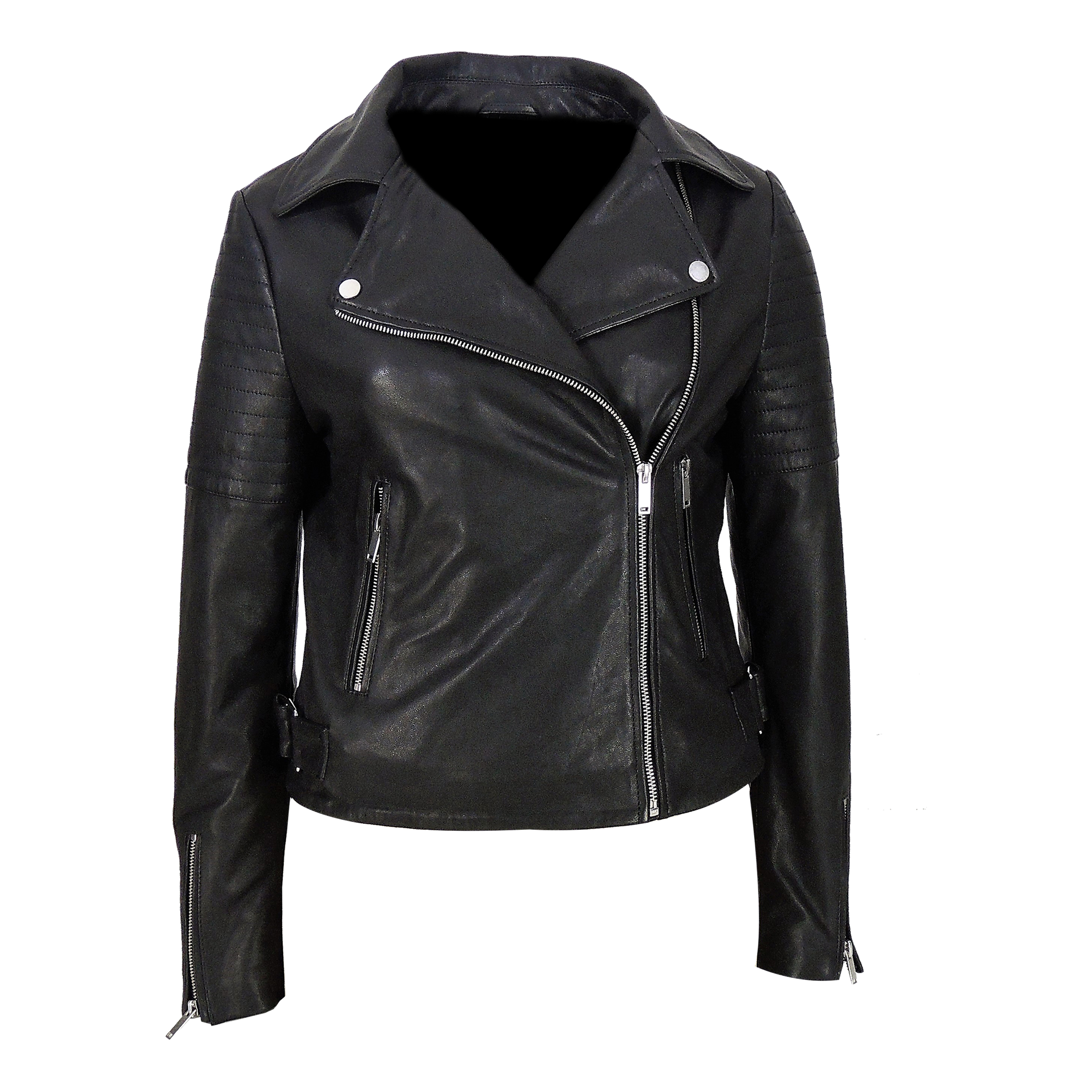f76aeef75e AUBREY WOMENS DISTRESSED LEATHER JACKET on Storenvy