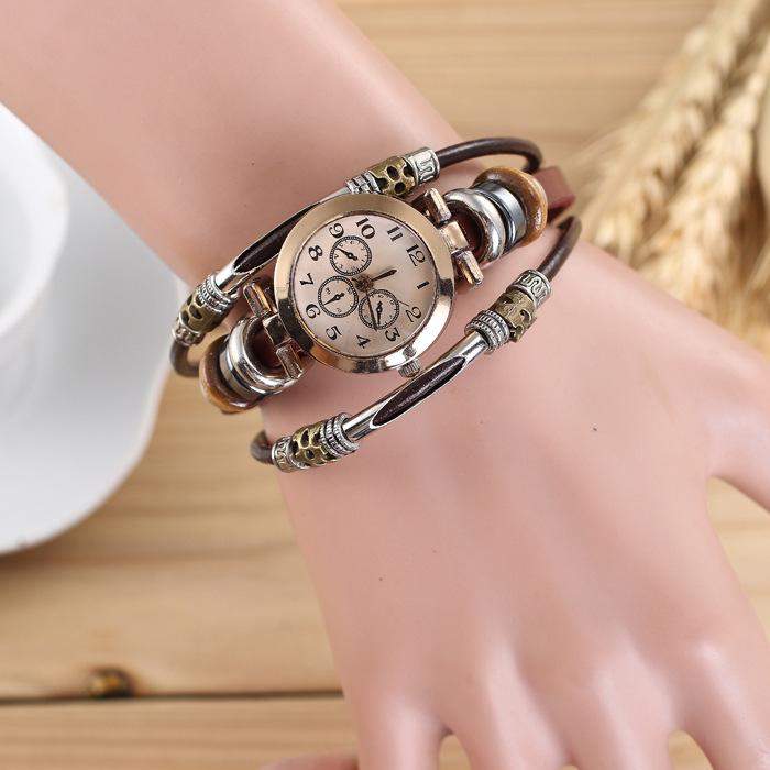 56f222e8cfe Free shipping Wrist Watch Bracelet Watch Infinity Bracelet Karma Ladies  Watch Girls watch Gift for her women watch handmade wrist watch on Storenvy