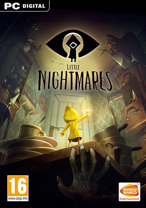Little Nightmares PC Download Game Key Code Windows Computer
