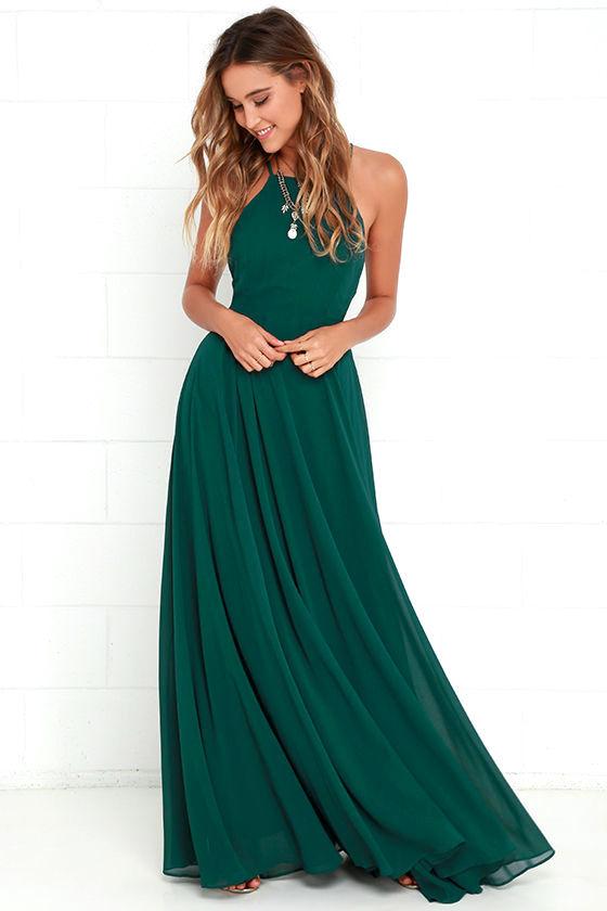 green prom Dress,charming Prom Dresses,Evening Dress,long prom dress ...