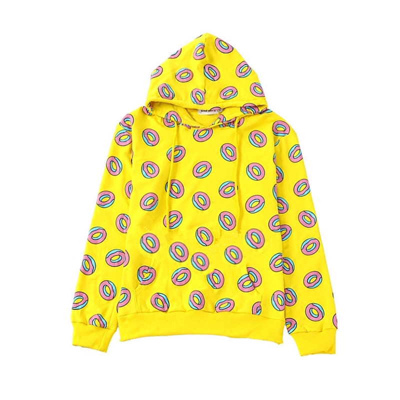 a78edded3457fa GOT7 Mark Yellow Donut Hoodie + FREE Gift on Storenvy