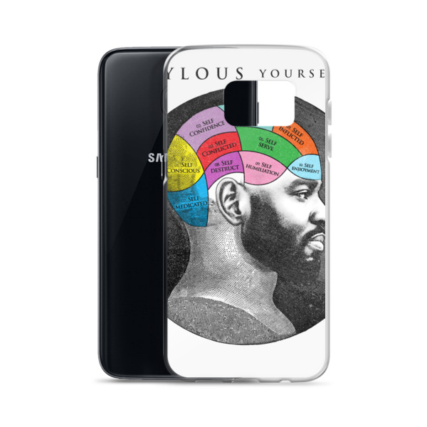 Yourself Samsung Case from Kylous Music