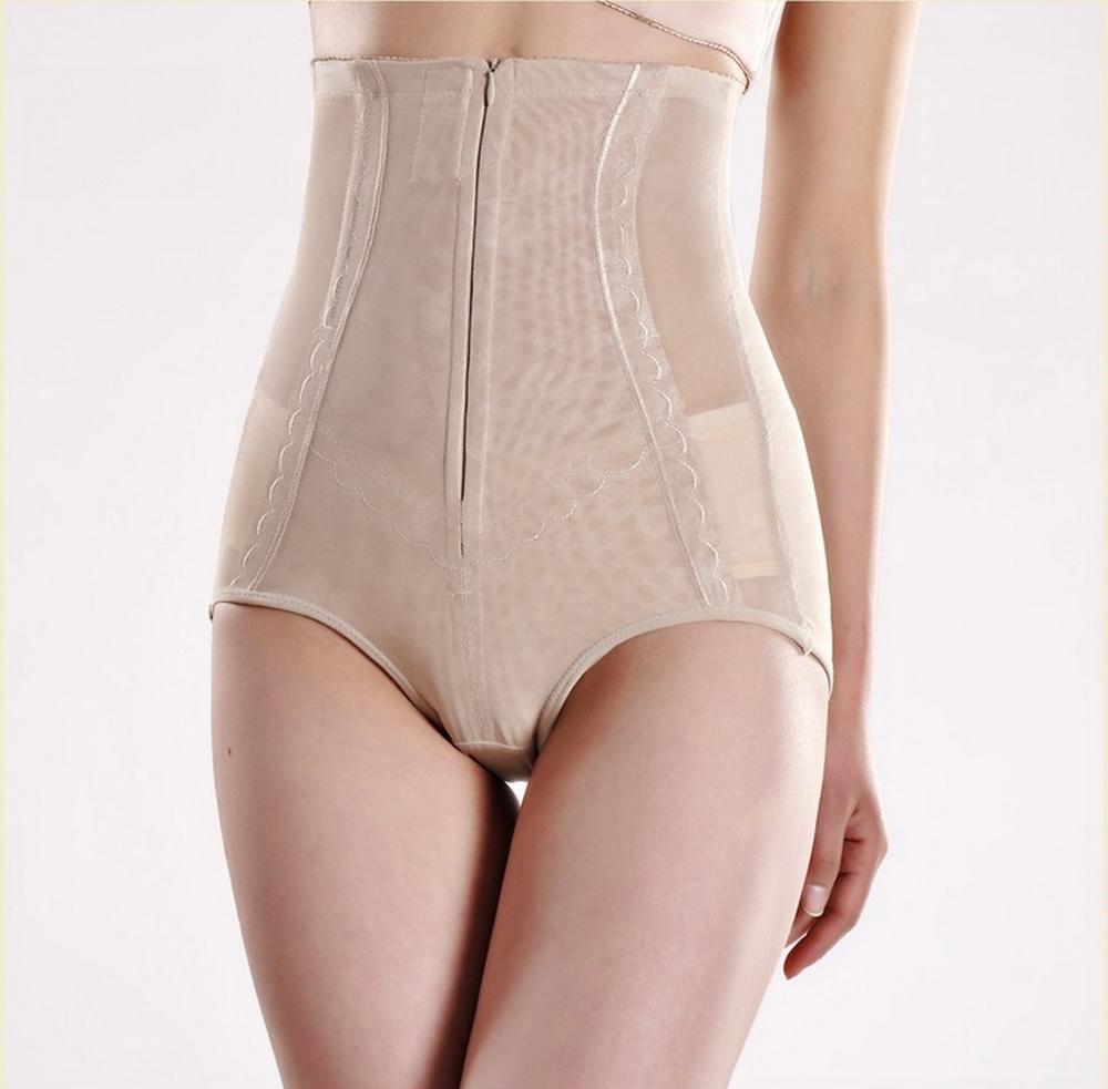 43f7e2c19 Women s sexy underwear high rise girdles Waist Cinchers shaper butt ...