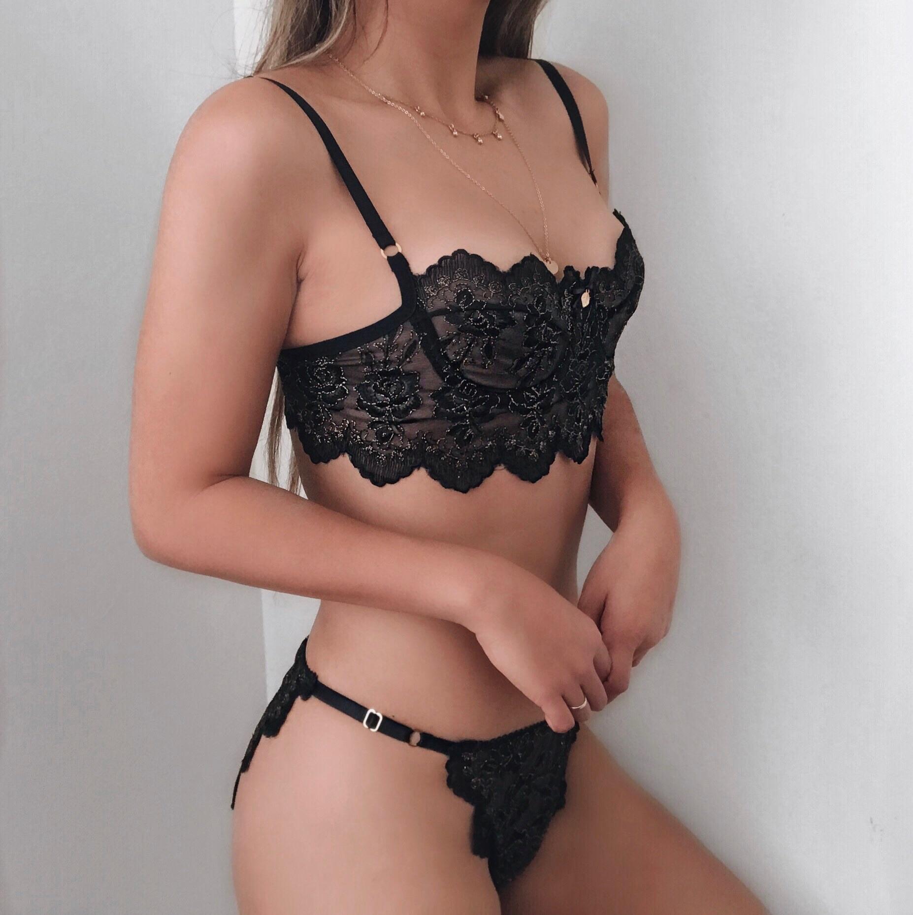 7656577ae57 Maya Lace Panty on Storenvy