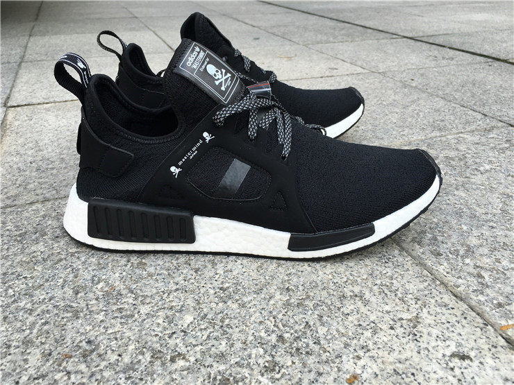 Adidas NMD Boost XR1 x Mastermind Japan runner black shoes on Storenvy 6cae7759f