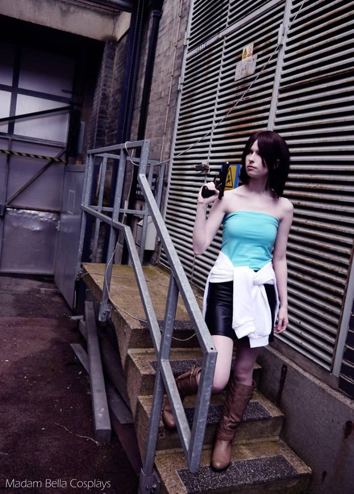 Resident Evil 3 Jill Valentine Cosplay Print Madam Bella Cosplays
