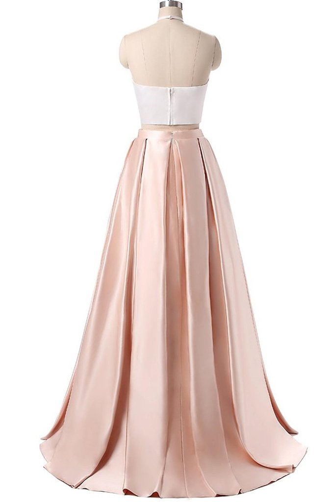 05f2d523125 Customized Outstanding Pink Prom Dresses