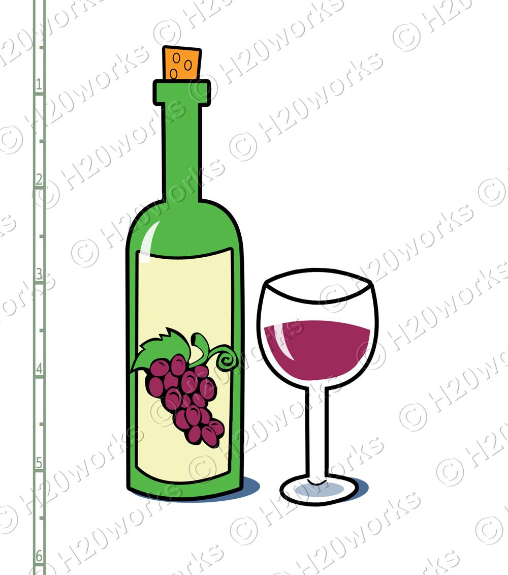clip art wine pictures - photo #15