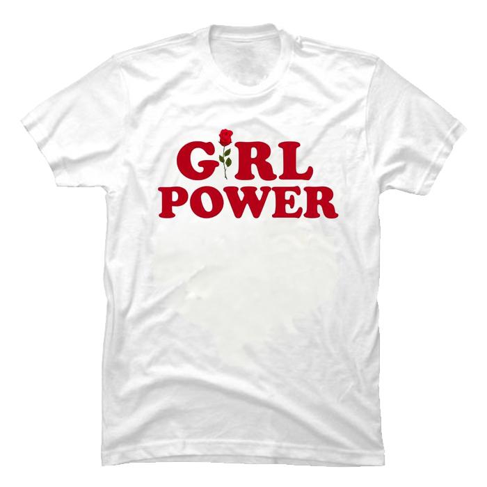 Girl Power T Shirt S Xxl Shop Alienz Online Store Powered By