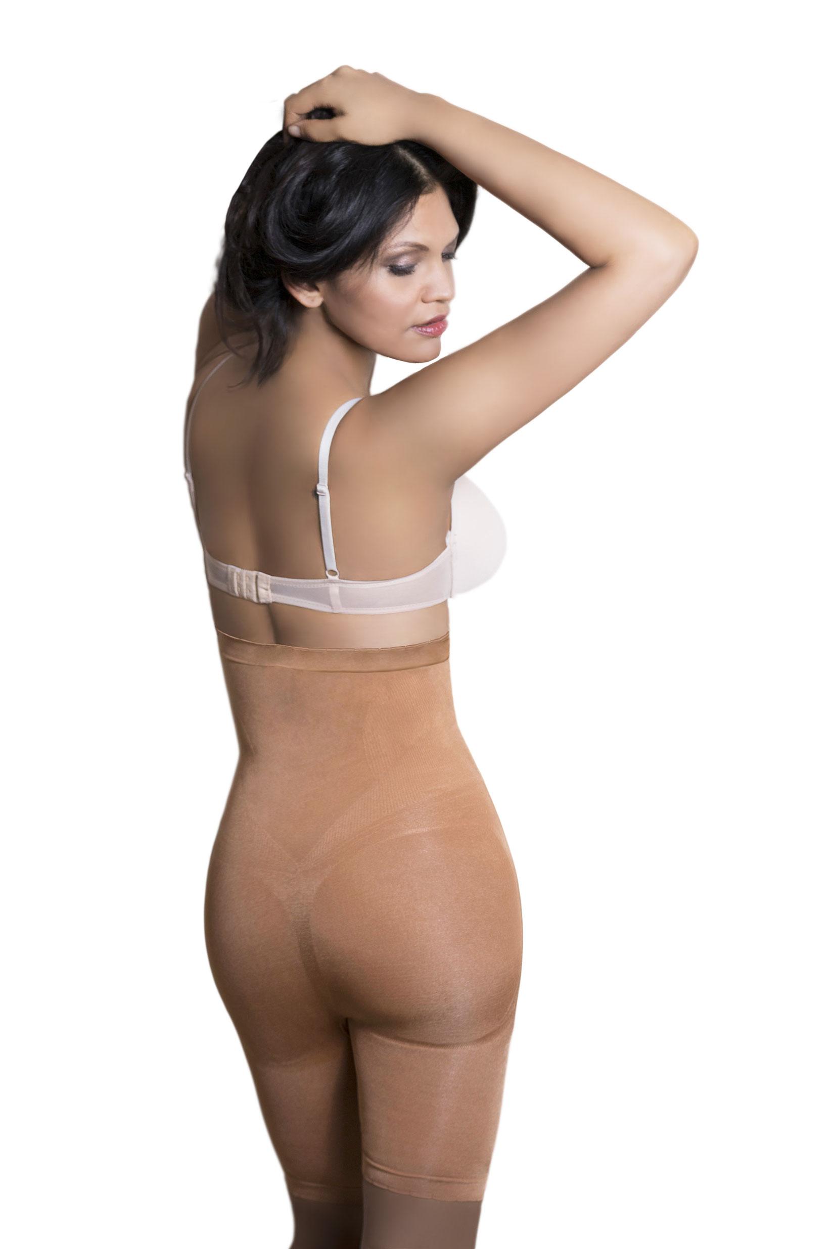 b101b2427ad0 Multi Pack Essential Slimming Shorts Intimate Shapewear Lingerie High Waist  Long Leg Pants Black Nude Brown on Storenvy